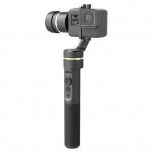 Feiyu Tech G5 Triaxial Handheld Gimbal Stabiliser for GoPro Hero5/4/3