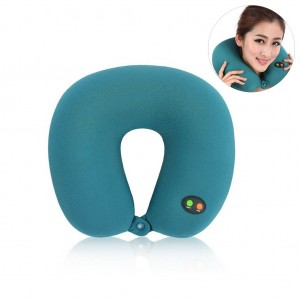 Electric U-Shaped Neck Pillow Messager for Travel - Style 2