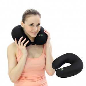Electric U-Shaped Neck Pillow Messager for Travel - Style 1