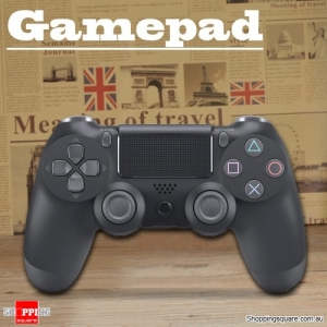 Wireless Bluetooth Controller Gamepad Joystick for PS4 PlayStation 4 Black Colour