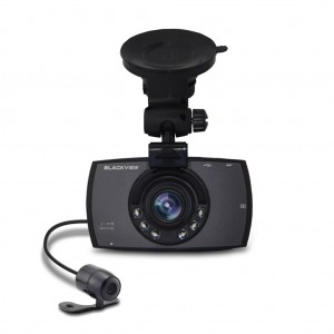 "Blackview G30B 2.7"" 140° Wide Angle Dual Lens Dash Car Camera Recorder"