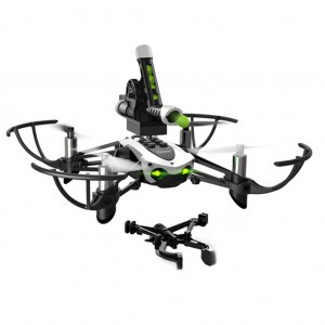 Parrot Minidrone Mambo with Cannon+Grabber
