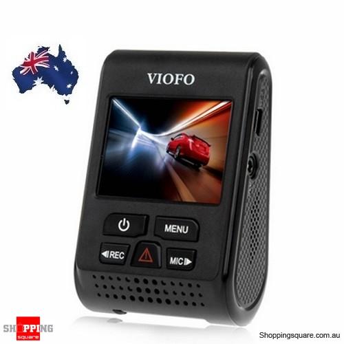 "VIOFO A119S 2"" Car Dashcam Novatek 96660 IMX291 1080P W/GPS"