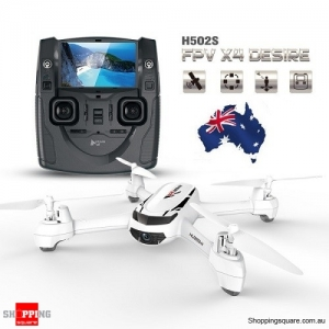 Hubsan X4 H502S 5.8G FPV With 720P HD Camera GPS Altitude Mode RC Quadcopter