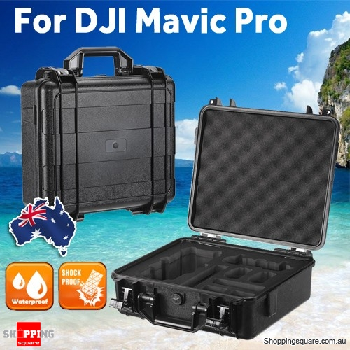 Waterproof Shockproof Hard Shell ABS Carry Case for DJI Mavic Pro Quadcopter