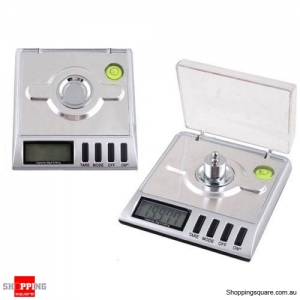 0.001g x 30g 1mg Precision Digital Scale Balance for Powder Grain Lab Jewelry Gem Reloading