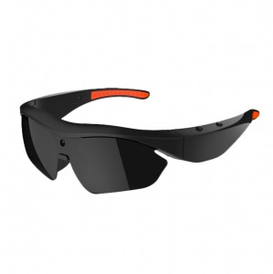 Leapower 1080P Camera Sunglasses for Cycling Sports Action Security