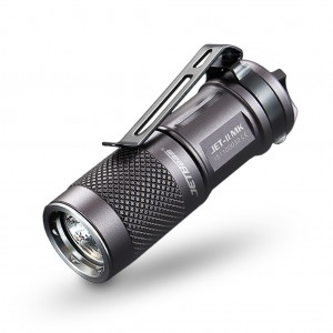 Classic 510LM Cree XP-L HI LED Pocket Torch Flashlight JETBeam JET-II MK for Camping Hiking