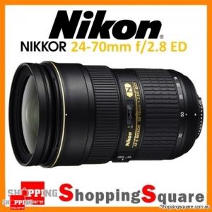 Nikon AF-S NIKKOR 24-70mm f/2.8G ED Digital Camera SLR Lens