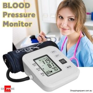Automatic LCD Display Digital Wrist Blood Pressure Monitor