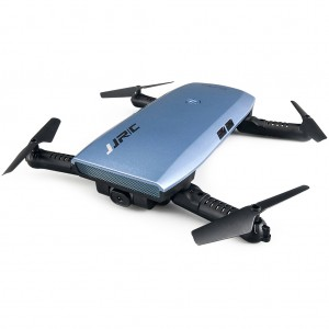 JJRC H47WH ELFIE+ Foldable WIFI RC Drone 720P Quadcopter Blue Colour