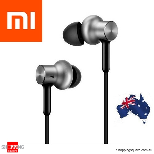 Xiaomi Hybrid Pro Three Drivers Graphene Earphones Headphones with Mic for Android iPhone  - Refurbished