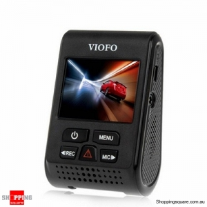 VIOFO A119S 2 Inch Car Dashcam 6G F1.8 Lens Video 135 Degree Camera DVR Without GPS Function