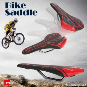 Bicycle Ultra Light Cycling Seat Saddle Pad for Road Mountain Bike Comfort Red Colour