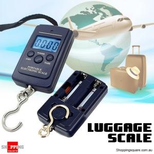 Mini Digital Scale with LCD Screen 40g - 40kg Capacity