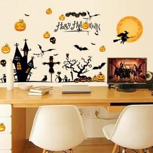 Halloween Wall Sticker