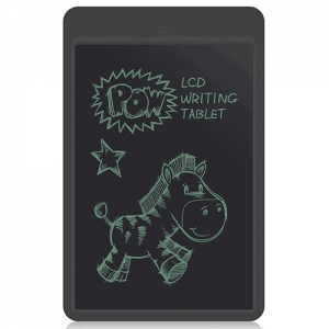 "Howshow 10"" E-Note Paperless LCD Writing Tablet Drawing Board Black Colour"