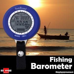 Multifunctional Waterproof LCD Digital Barometer for Fishing Pressure