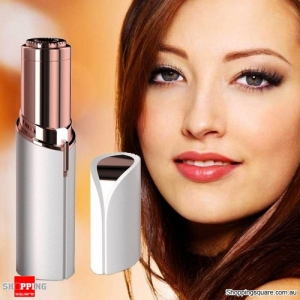 Painless Electric Facial Hair Remover for Women