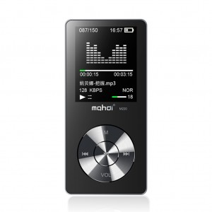 "Fashion 1.8"" LCD MP3 MP4 Music Player 8GB Black Colour"