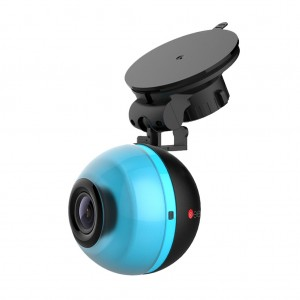 BEELINK CA1 720P WIFI Dash Car Camera DVR - Blue