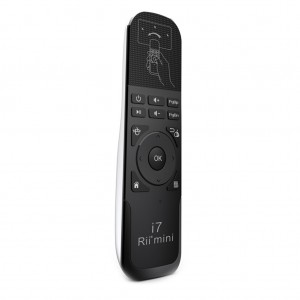 Rii Mini i7 2.4GHz Wireless Air Mouse Remote Controller for for Smart TV PC