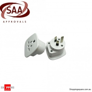 Universal SAA AU Power Travel Adapter P302