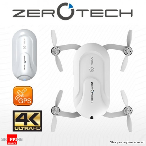 Zerotech Dobby Pocket RC Drone Quadcopter FPV with 4K HD Camera GPS Smart Flip