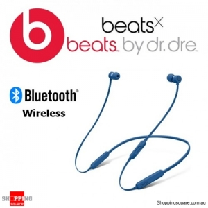 BeatsX Wireless Bluetooth Earphone Blue