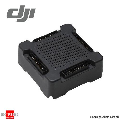 DJI 4 Ports Intelligent Mavic Battery Charger Charging Hub for Mavic Pro Quadcopter