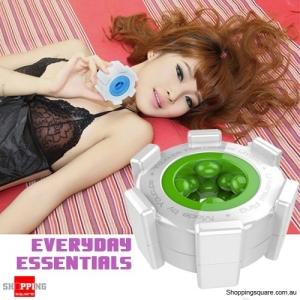 Men's Universal Penis Ring Stretchy Masturbators Sex Adult Toy Erotic Green Colour