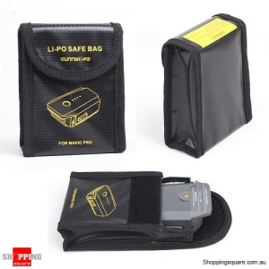 Lipo Battery Safe Protective Bag for DJI Mavic Pro Drone