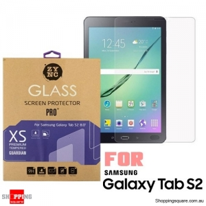 ZYNC Tempered Glass Screen Protector for Samsung Galaxy Tab S2 8.0inch