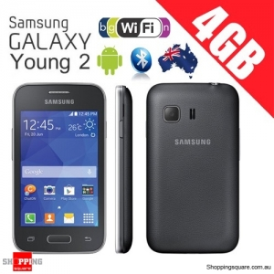 Samsung Galaxy Young 2 Smart Phone 3G - Optus Locked (Sim Card NOT included)