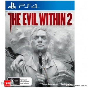 The Evil Within 2 - PS4 Playstation 4