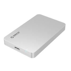 ORICO 2569S3 2.5'' SATA III to USB 3.0 External Enclosure Case Silver Colour