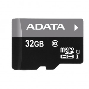 ADATA Class 10 Micro SDHC Memory Card TF Flash UHS-I for Mobile Phone - 32GB