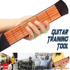 6-String Portable Pocket Guitar Practice Tool