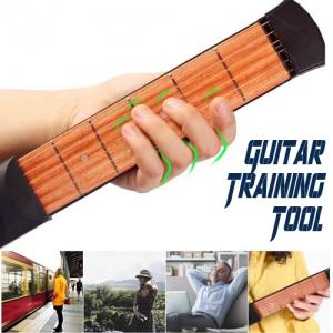6-String Portable Pocket Guitar Practice Tool