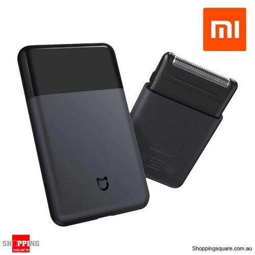 Xiaomi Portable Electric Razor Voronoi with Long Standby & Bionic Geometry Tin Cobalt Alloy Coating