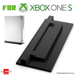 Best Match Console Vertical Stand Dock Mount Cradle Holder For XBOX ONE S