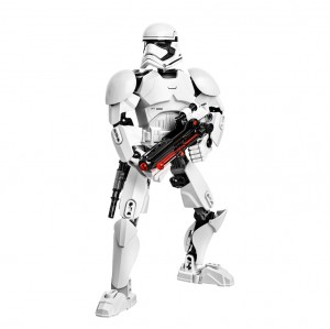 "9.2"" DIY Star Wars Storm Trooper Building Blocks Action Figure"