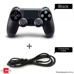 Wired Controller GamePad for PS4 Black Colour