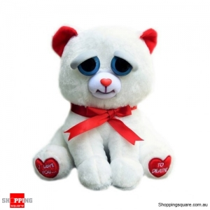 Valentine Gift William Mark Feisty Pets 8.5 Inch Taylor Truelove Plush Stuffed Bear