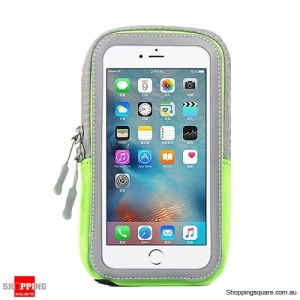 Outdoor Sports Running Armband For iPhone 8 Plus 7 Plus 6 Plus 8 7 6 Green Colour