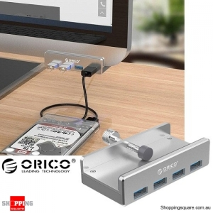 ORICO MH4PU Clip-Type USB3.0 4-Port Hub For PC Mac