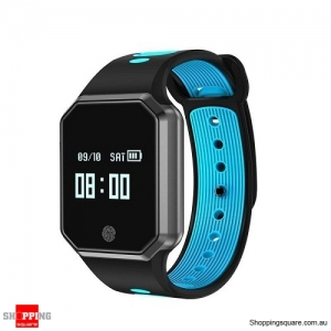 QW11 Fashionable Sport Smart Watch Blue Colour