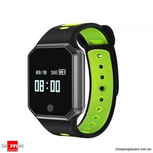 QW11 Fashionable Sport Smart Watch Green Colour