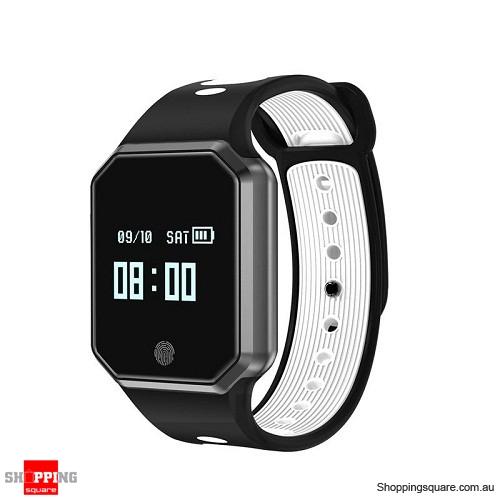 QW11 Fashionable Sport Smart Watch White Colour