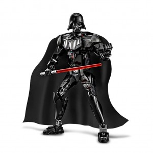 10.2 inch Darth Vader Figure Building Blocks Toy